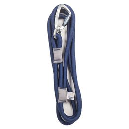 Recycled Rope Leash talutushihna, Navy sininen