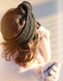 Knot Wool Headband