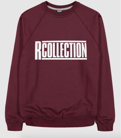 R-collection logocollege, Burgundi
