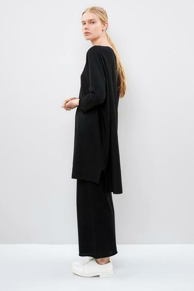 Eelia Tunic, New York Black