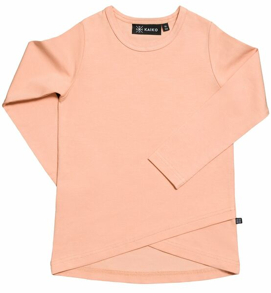 Lasten Cross Shirt Peach