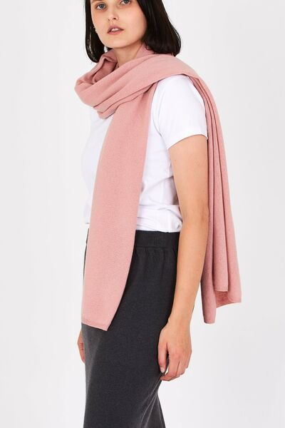 Alma Scarf Beverly Pink
