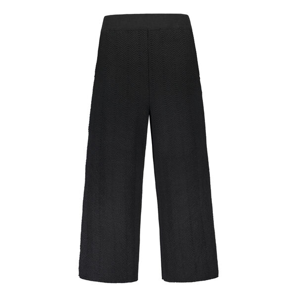 Fishbone Knit Trousers